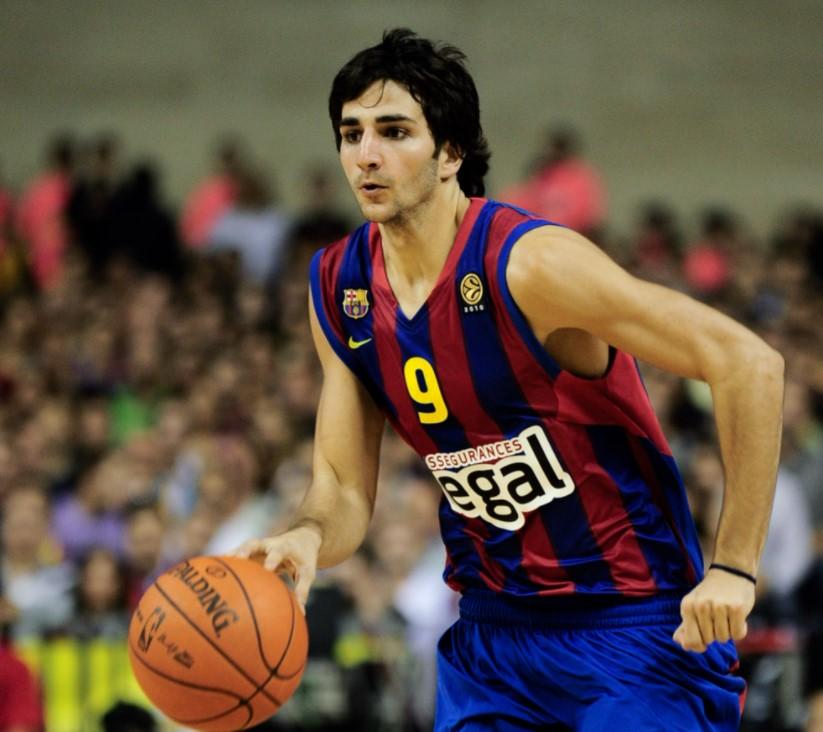 Ricky Rubio Barcelona