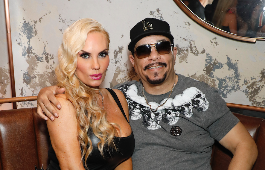 Ice-T and his wife, Coco Austin