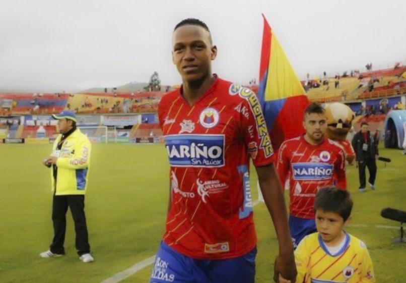 Yerry Mina Deportivo Pasto