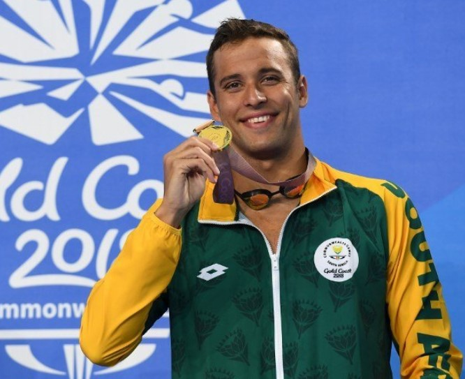 Chad le Clos Commonwealth Games