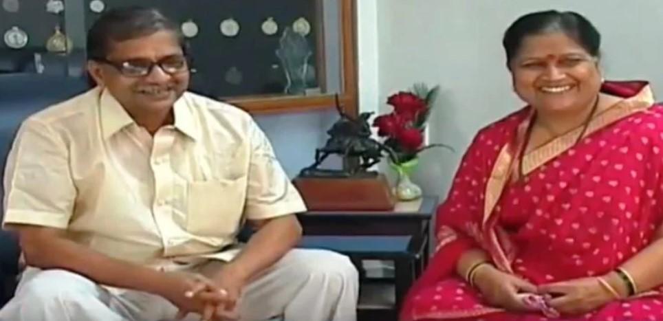 Rahi Sarnobat parents