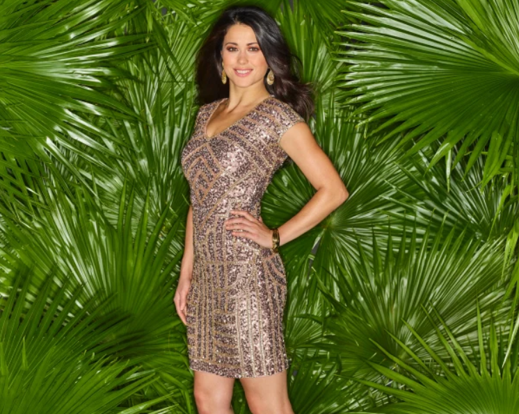 """Sam Quek joined the British reality show """"I'm a Celebrity...Get Me Out of Here!"""" in 2016"""