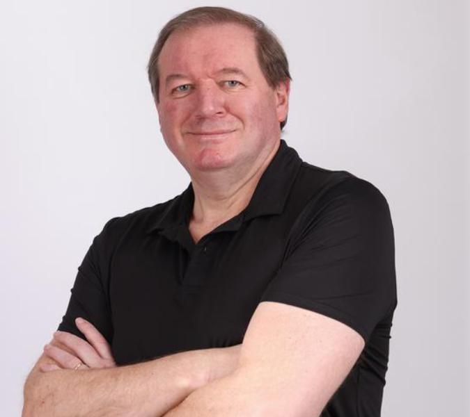 Retired Irish rugby union lock forward, Neil Francis