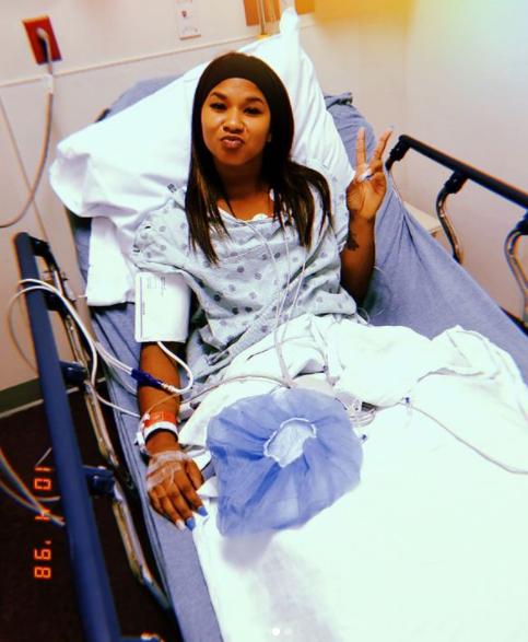 Jordan Chiles underwent wrist surgery
