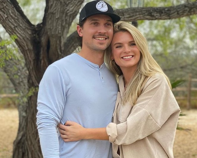 Adam Frazier married