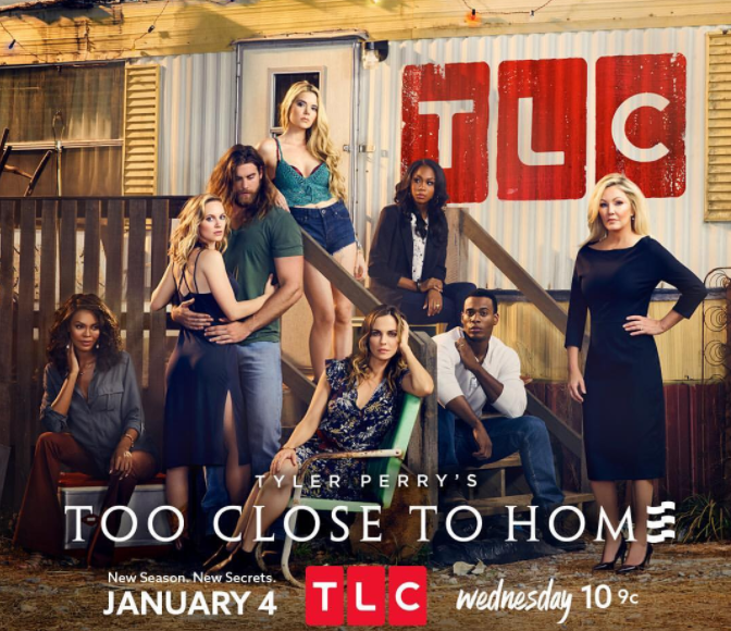 Kelly Sullivan starred as Bonnie Hayes in the TLC drama series Too Close to Home