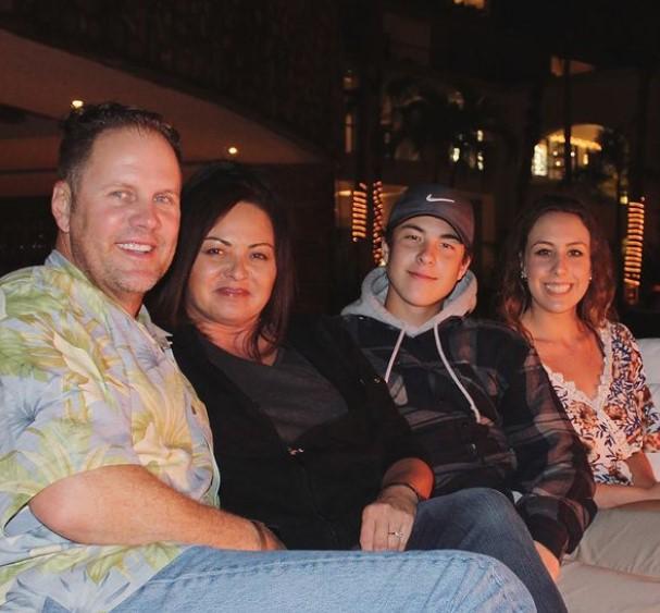 Matthew Hoppe family
