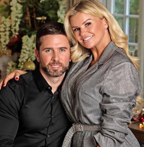 Ryan Mahoney is engaged to Kerry Katona