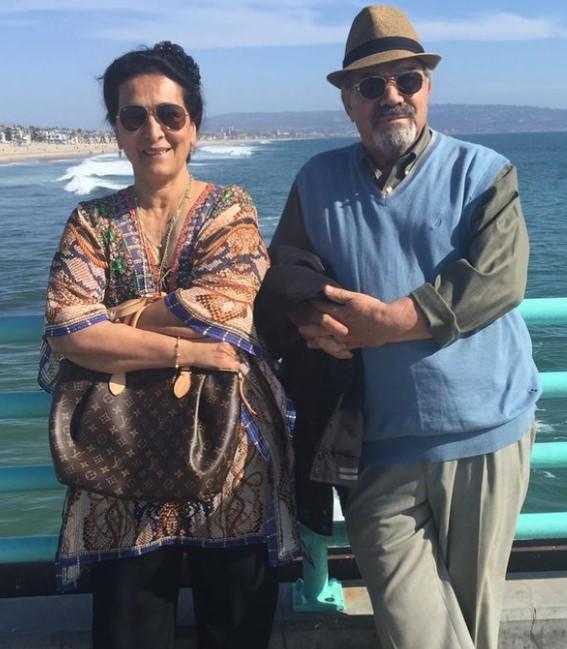 Asa Soltan Rahmati parents