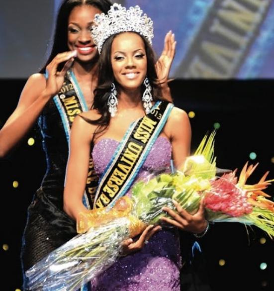 Lexi Wilson, Miss Universe Bahamas 2013