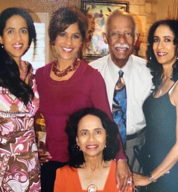 Leslie Sykes family