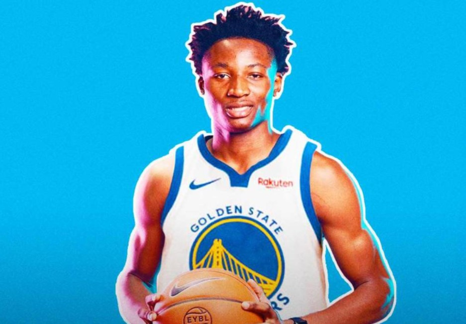 Jonathan Kuminga NBA