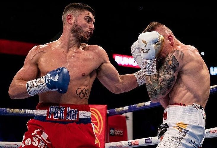 Professional British Boxer, Joshua Kelly