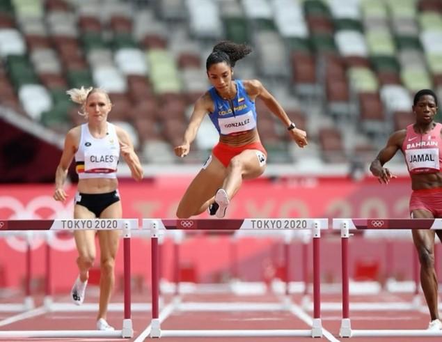 Melissa Gonzalez Olympics