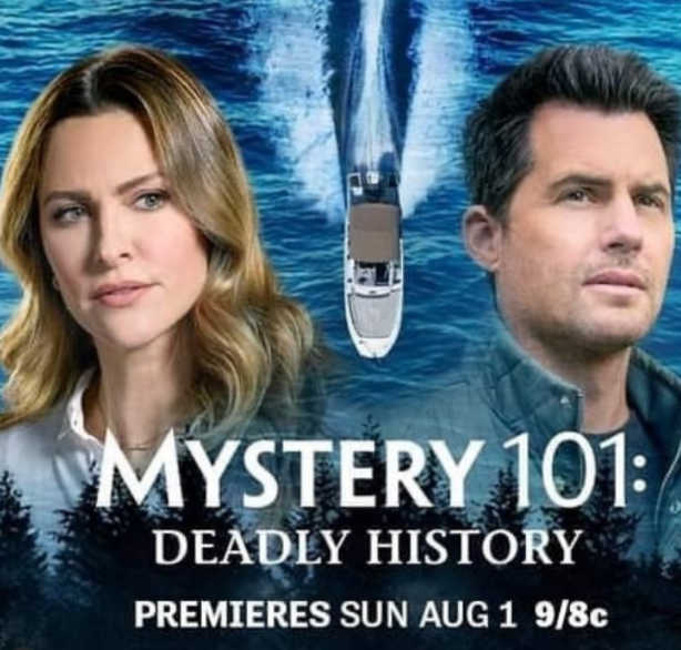 Jill Wagner played Amy Winslow on the 'Mystery 101' movie series