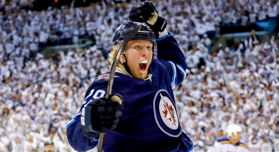 Patrik Laine was selected with the second overall pick in the 2016 NHL Entry Draft by the Winnipeg Jets