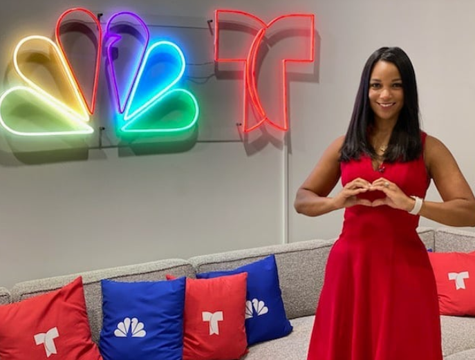 Denise Isaac joined NBC 10 in early 2018