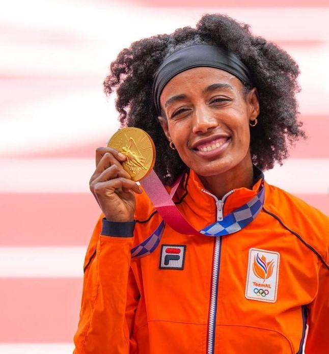 Sifan Hassan Olympics