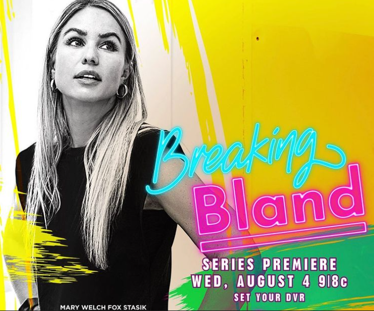 Mary Welch Fox Stasik, reality TV host for HGTV's reality show 'Breaking Bland'