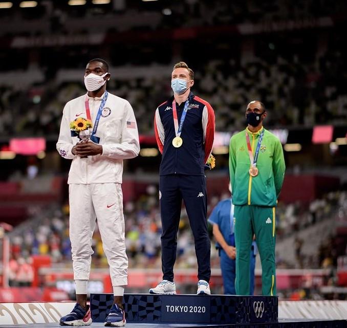 Karsten Warholm Olympics