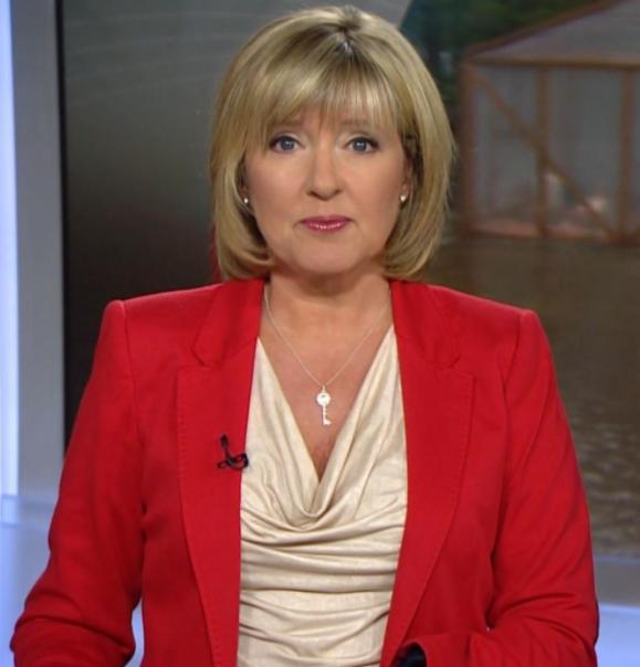 Canadian News Presenter, Pascale Nadeau