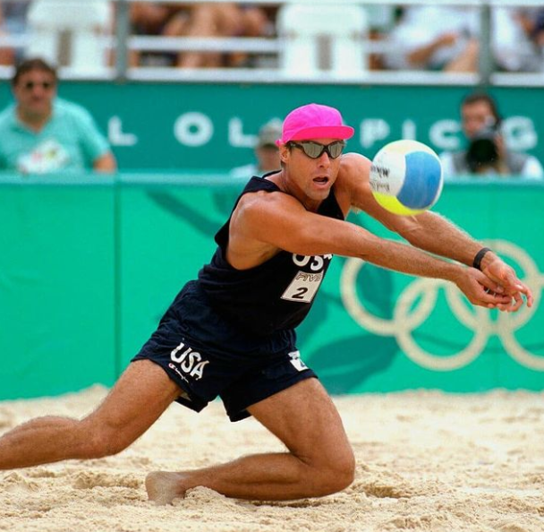 American volleyball player, Karch Kiraly