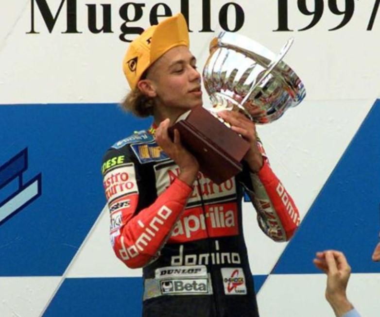 Valentino Rossi 1997