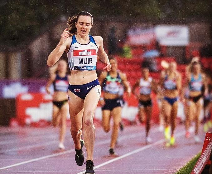 Laura Muir, Long Distance Runner