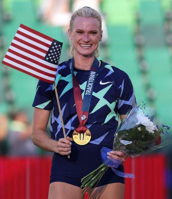 Katie Nageotte Olympics