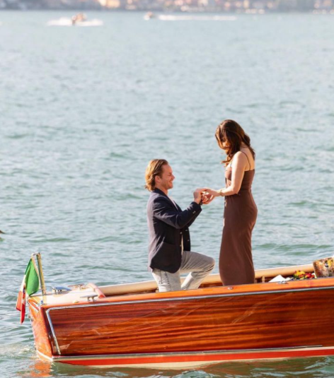 Sophia Bush is Engaged to Businessman, Grant Hughes