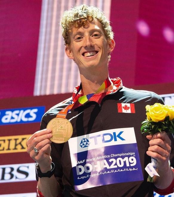 Evan Dundee medals