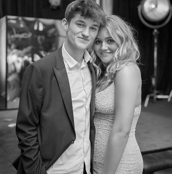 Tilly Ramsay and her boyfriend, Seth Mack