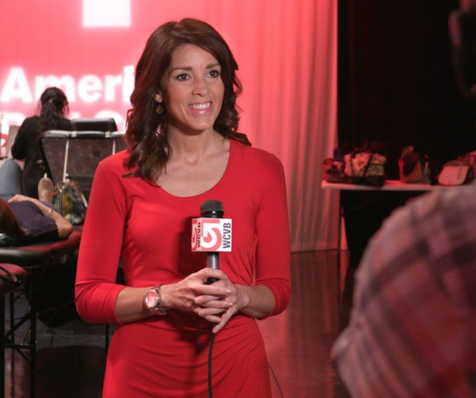 American Journalist, Emily Riemer