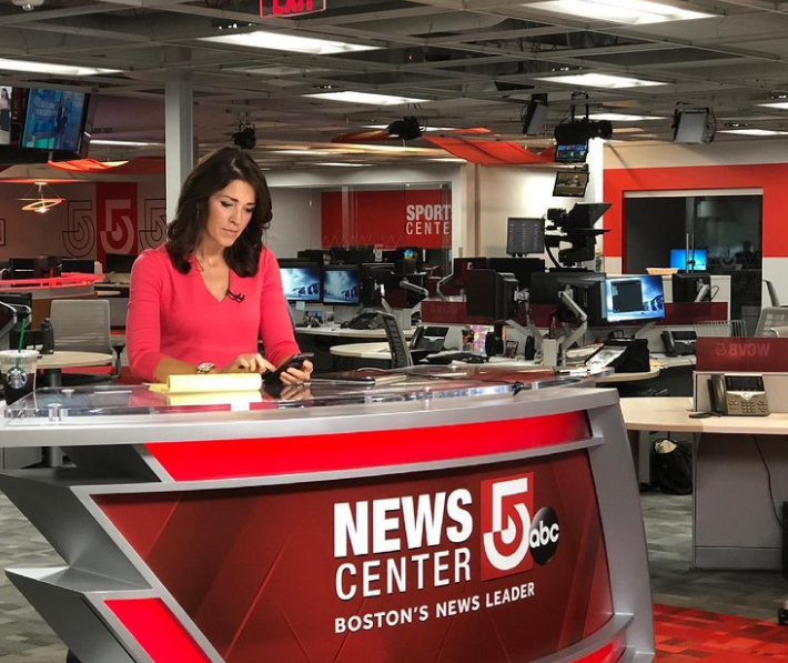 Emily Riemer currently works with NewsCenter 5 as a co-anchor