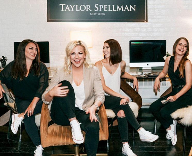 Taylor Spellman launched her namesake firm, TAYLOR SPELLMAN New York (TSNY) in 2016