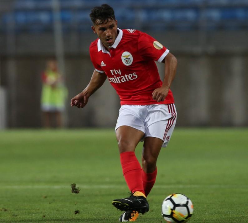 Joao Carvalho Benfica