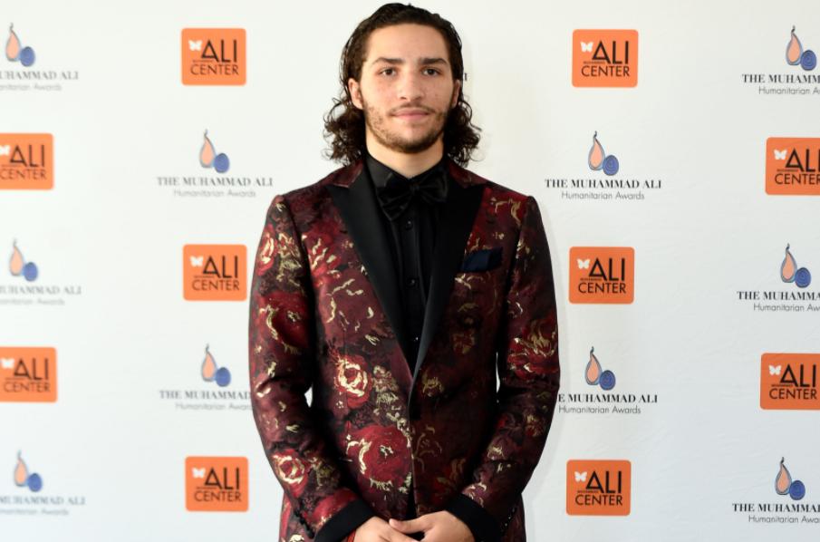 American Boxer, Nico Ali Walsh