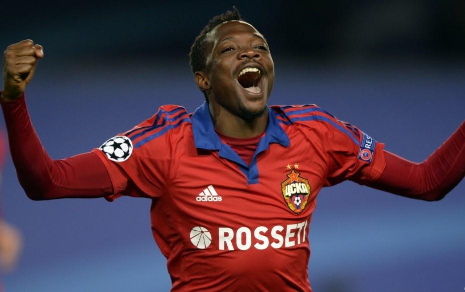 Ahmed Musa CSKA Moscow