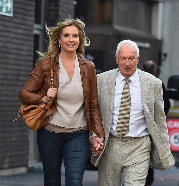 Penny Lancaster father
