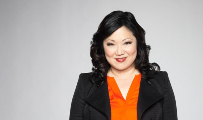 American actress as well as a comedian, Margaret Cho