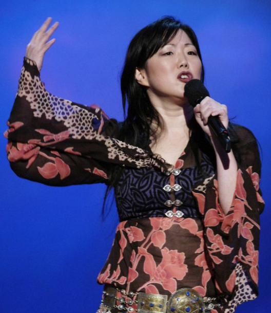 Margaret Cho is also a singer by profession