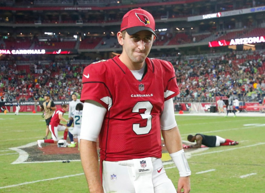 Josh Rosen Cardinals