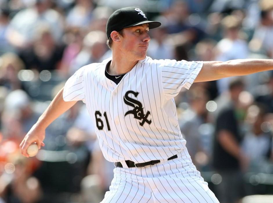 Chris Bassitt White Sox
