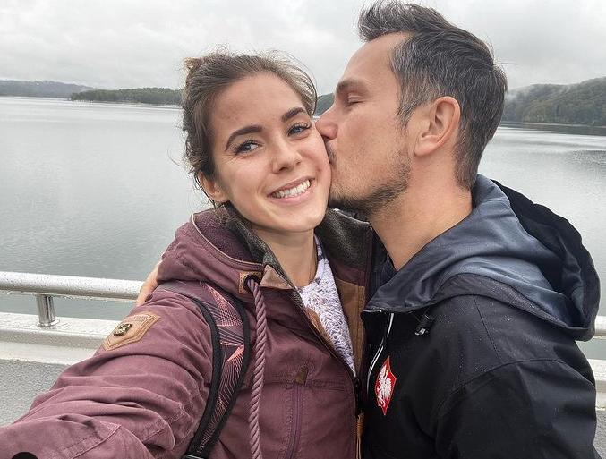 Maria Andrejczyk Boyfriend, Marcin Rosengarten