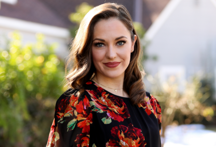 American Actress and Singer, Laura Osnes