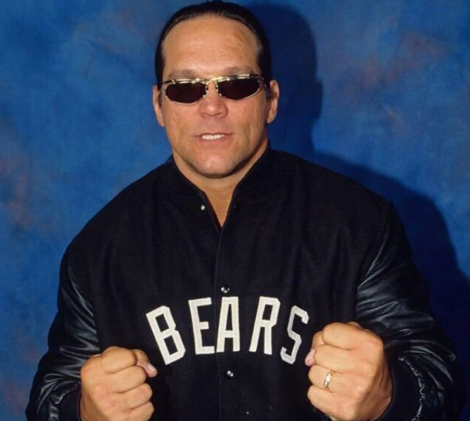 Steve McMichael is a former professional wrestler
