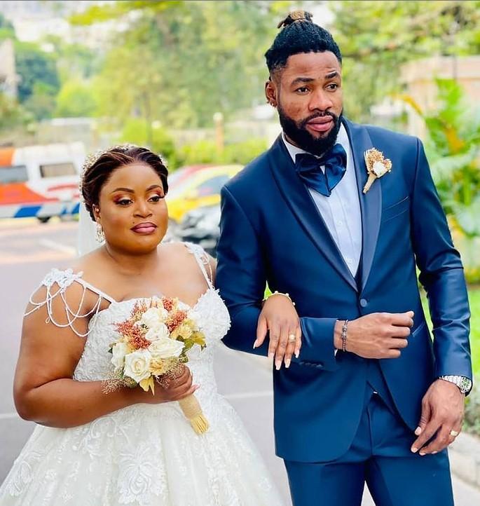Christian Luyindama wife