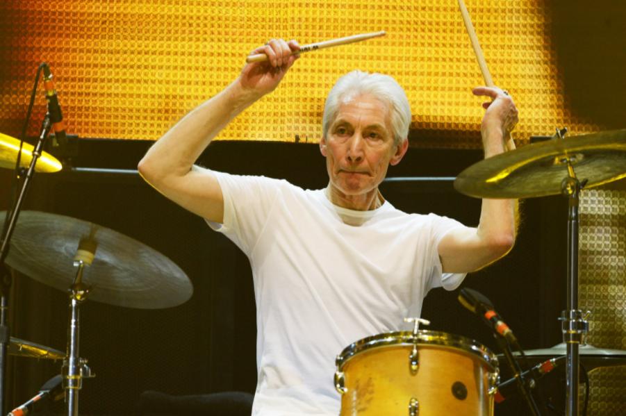 British Drummer, Charlie Watts