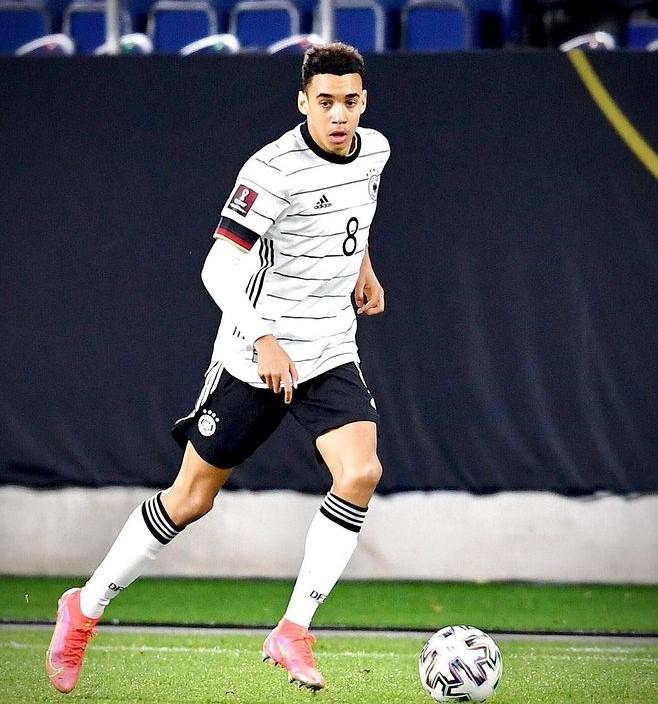 Jamal Musiala Germany