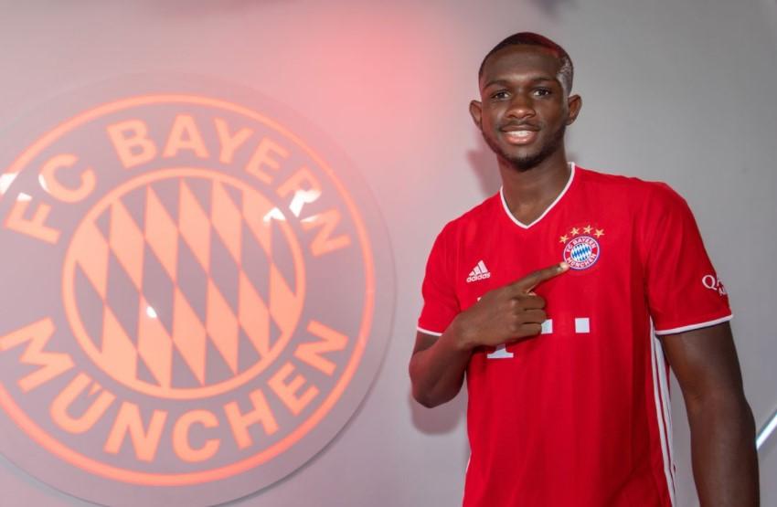 Tanguy Nianzou Bayern